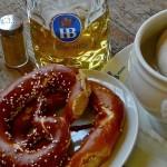 Typisch bayerisch: Weißwurstfrühstück im Hofbräuhaus am Platzl