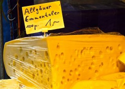 Bayerischer Käse