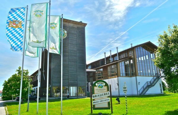 Ayinger Brauerei in Aying
