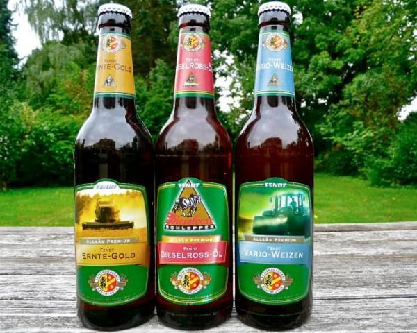 Fendt Biere von Aktienbrauerei Kaufbeuren