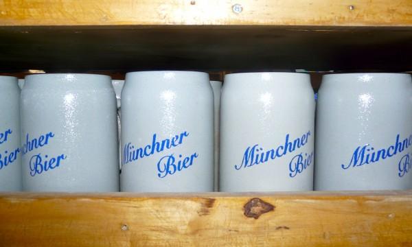 Münchner Bier im Keferloher