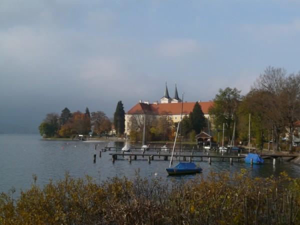 Ehemaliges Kloster am Tegernsee