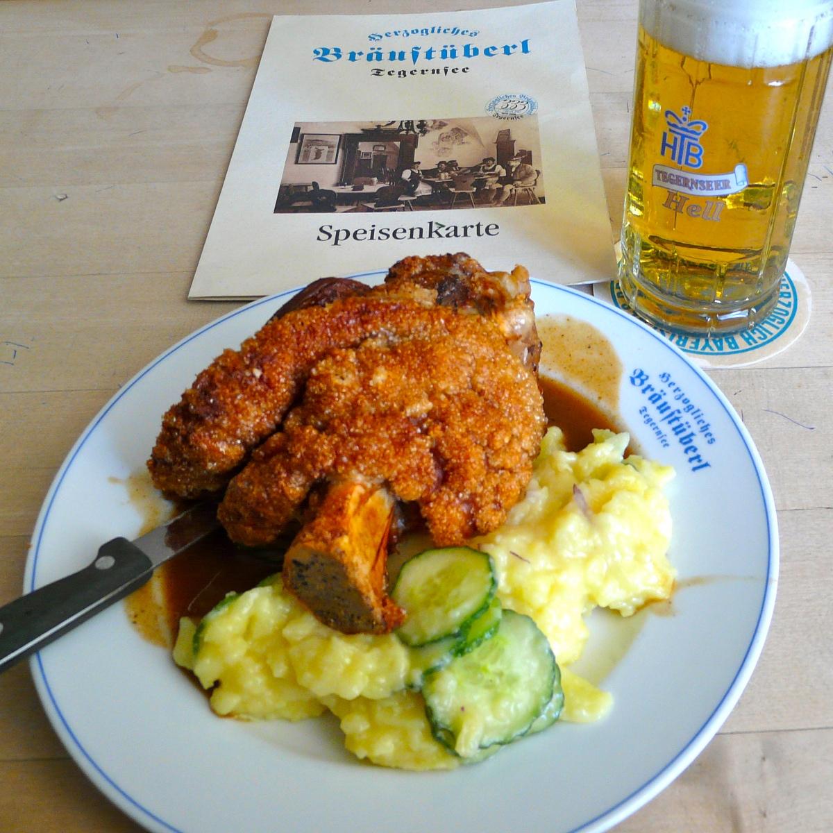 bayerische spezialitäten - Bayerische Küche Berlin