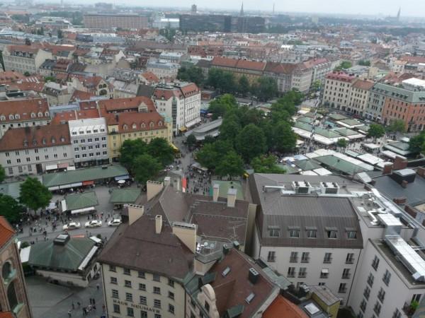 Immobilien in München rund um den Viktualienmarkt