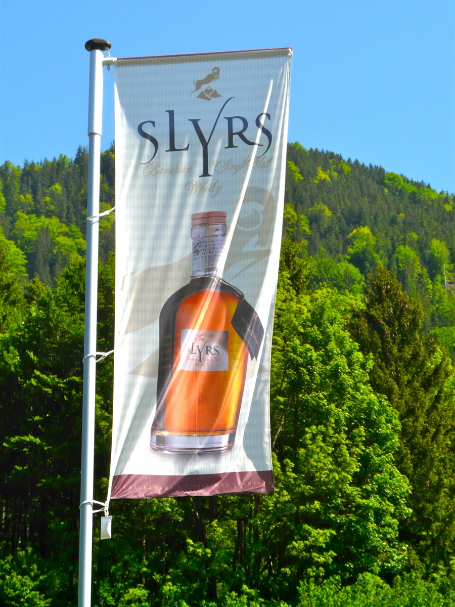 Single Malt Whisky aus Bayern