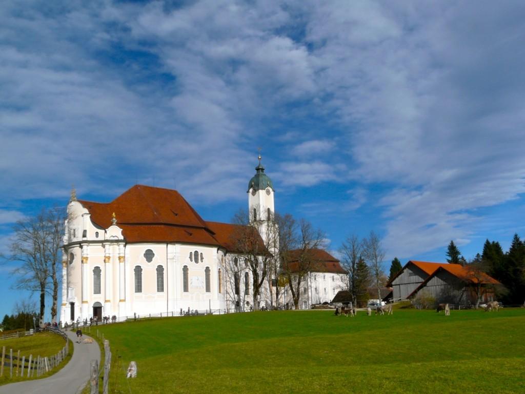 Wieskirche im Pfaffenwinkel