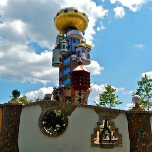 Hundertwasser in Abensberg