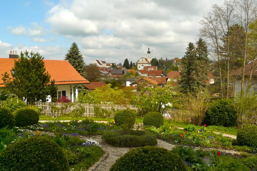 Aussicht vom Münter-Haus