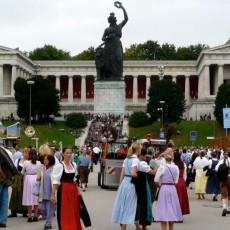 Ruhmeshalle und Bavaria