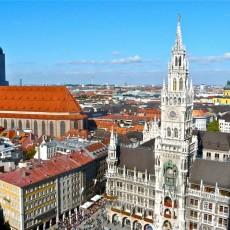 Sehenswürdigkeiten am Marienplatz in München