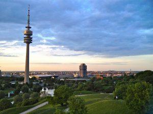 Olympiazentrum und BMW-Welt