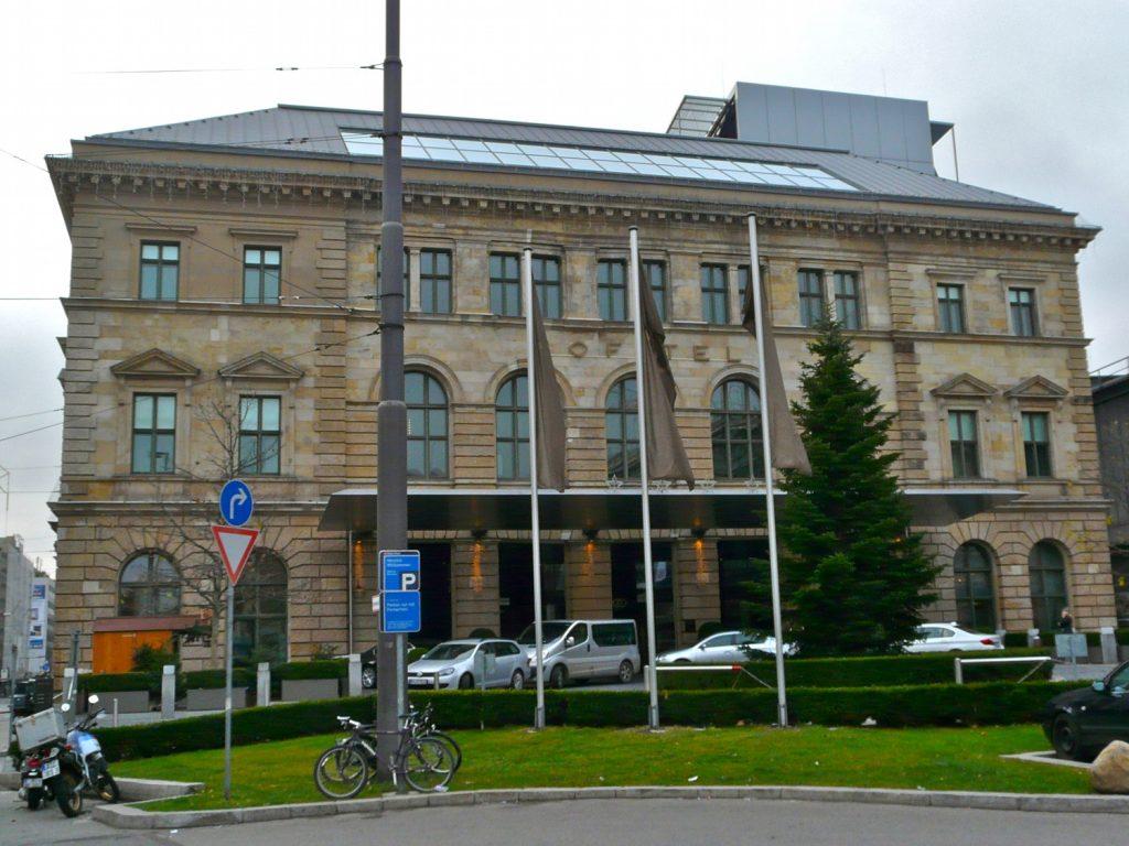 Luxushotel Sofitel Munich Bayerpost